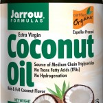 Jarrow Formulas Coconut Oil 100% Organic Extra Virgin