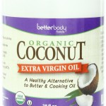 BetterBody Foods & Nutrition Organic Extra Virgin Coconut Oil