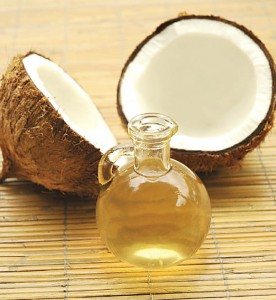 coconut oil for hair benefits