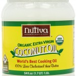 Nutiva Organic Extra Virgin Coconut Oil, 54-Ounce Containers